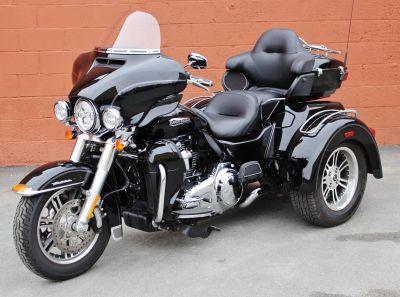 2015 Harley-Davidson Tri Glide&#174 Ultra 3 Wheel Motorcycle Pittsfield, MA