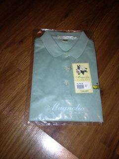 The Masters - Ladies Size M shirt and matching sweater