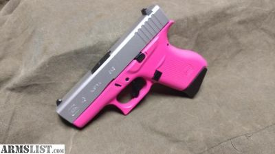 Want To Buy: Glock 43 (pink?)