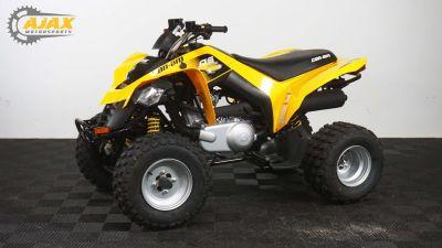 2018 Can-Am DS 250 Sport ATVs Oklahoma City, OK