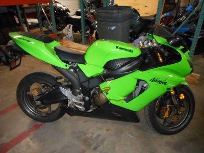 2006 Kawasaki Ninja ZX-6R Supersport Belvidere, IL