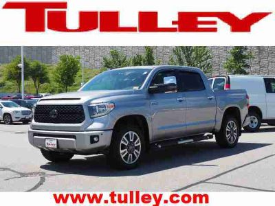 Used 2018 Toyota Tundra 4WD CrewMax 5.5' Bed 5.7L (GS)
