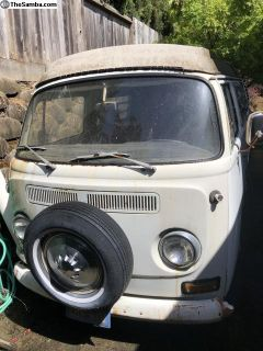 1969 Westy - Good Condition - Great Project Car