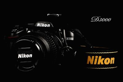 F/S: Nikkon D3000 DSLR cheap ($250)