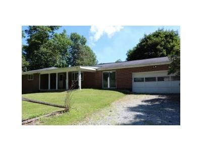3 Bed 1 Bath Foreclosure Property in New Florence, PA 15944 - Shannon Creek Rd
