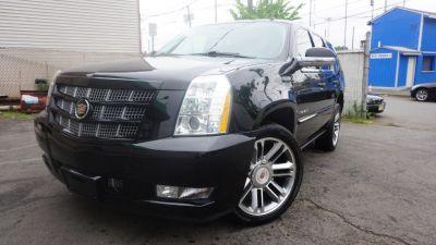2014 Cadillac Escalade Premium (Black)