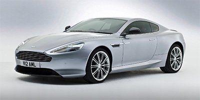 2013 Aston Martin DB9 Base (Dove Gray)