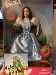 Barbie Dorothy Wizard of OZ doll