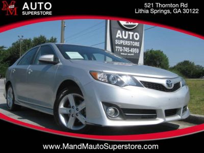 2014 Toyota Camry L (Silver Or Aluminum)