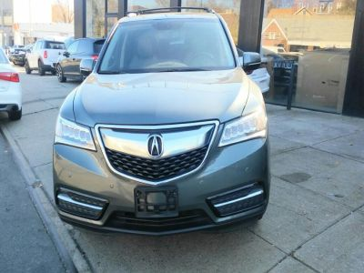 2014 Acura MDX Base w/Advance w/RES (Gray)