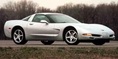 2001 Chevrolet Corvette Base (Torch Red)