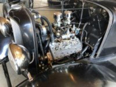 Featured 1932 Ford Survivor