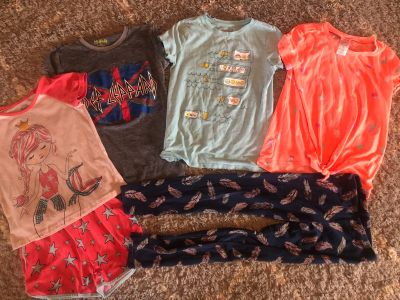 Girls 7/8 clothing lot