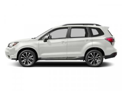 2018 Subaru Forester 2.0XT Touring (Crystal White Pearl)