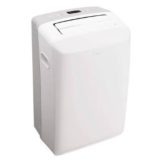 New LG Portable Air Conditioner with Remote Control in White