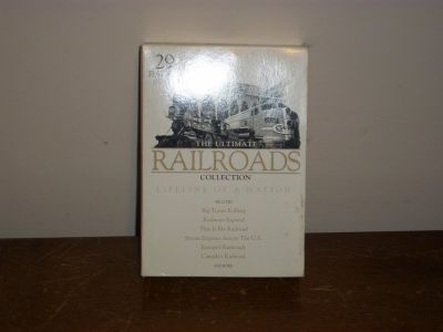 Ultimate Railroad Collection