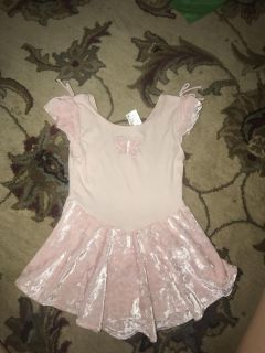 Girl dance leotard perfect for fairy or princess costume!