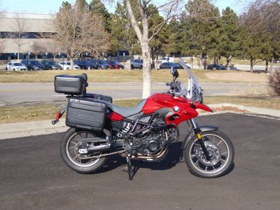 2013 BMW F 700 GS Dual Purpose Motorcycles Centennial, CO