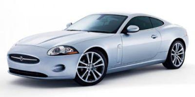 2007 Jaguar XK-Series XK (Liquid Silver)