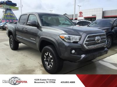 2016 Toyota Tacoma TRD Off Road (Magnetic Gray Metallic)
