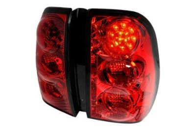 Buy New 02-07 Chevy Trailblazer Red Rear Brake Stop Light Spec-D LT-TBLZ02RLED-TM motorcycle in Walnut, California, US, for US $145.43
