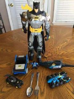 Batman Action Figures and Toys