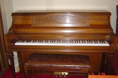 $600 OBO Used Kimbal Artist Console Piano
