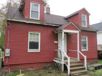 4 Bed 1 Bath Foreclosure Property in Enfield, CT 06082 - Brainard Rd