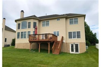 Chester Springs rental in the bedrooms, 3 1/2 bath with a 3 car garage.