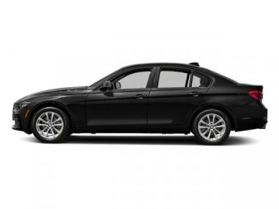 2018 BMW 3-Series 320i xDrive (Black Sapphire Metallic)