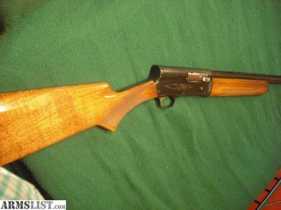For Sale: Browning A-5 12 Gauge
