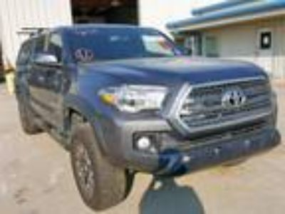 Salvage 2016 TOYOTA TACOMA TRD AWD for Sale