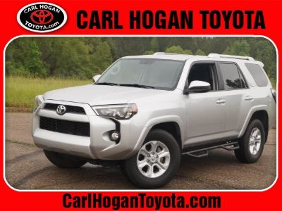 2016 Toyota 4Runner Limited (Classic Silver Metallic)