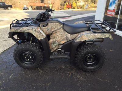 2016 Honda FourTrax Rancher 4x4 DCT EPS Camo (TRX420FA2) ATV Utility ATVs Palmerton, PA