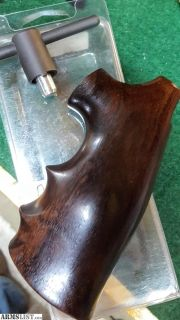 For Sale/Trade: Dan Wesson Cocobolo Grips
