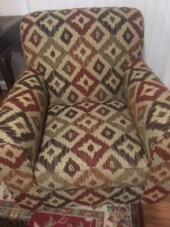 Ashley s swivel chairs (2)