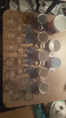 Miscellaneous Cups & Glasses