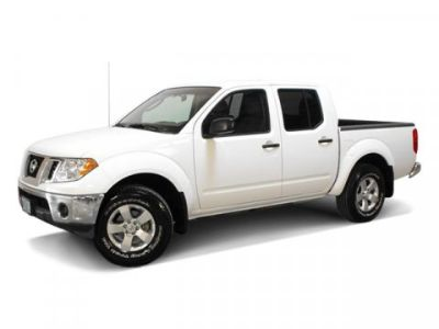 2009 Nissan Frontier SE (Avalanche White)