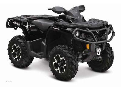 2012 Can-Am Outlander 1000 XT Utility ATVs Keokuk, IA