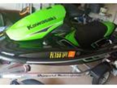 2015 Kawasaki STX-15F Power Boat in Davie, FL
