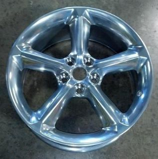 """Sell 2009 2010 SATURN SKY 18x8"""" POLISHED WHEEL RIM - (7066) motorcycle in Bath, Pennsylvania, US, for US $250.00"""