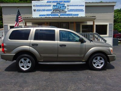 2006 Dodge Durango Limited (Brown)