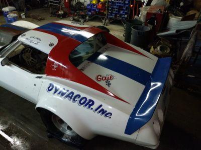 C3 Corvette Drag Car Roller