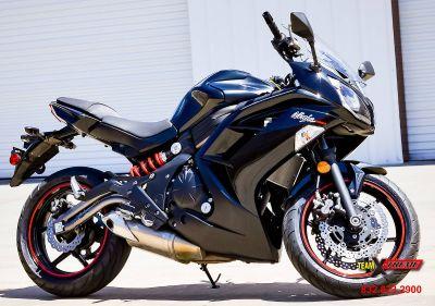2012 Kawasaki Ninja 650 Sport Motorcycles Houston, TX
