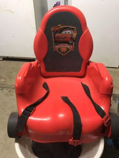 Cars Booster Seat