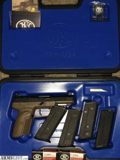 For Sale: Fn 5.7 FDE