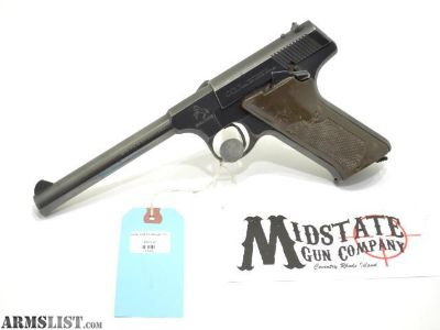 For Sale: Colt Challenger .22lr pistol