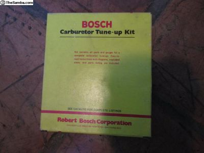 Bosch carburetor tune-up kit
