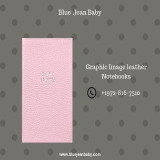 GRAPHIC IMAGE | Baby Notes | Baby Pink Leather – Blue Jean Baby TX