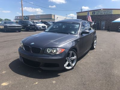 2008 BMW 1 SERIES 135i COUPE 2D 6-Cyl, TWIN TURBO, 3.0 LITER